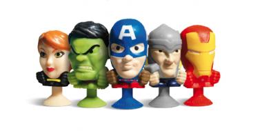Carrefour Avengers Banner