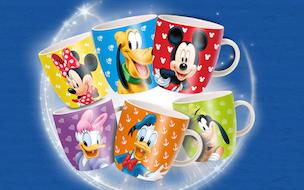 Billa CZ Disney cup1